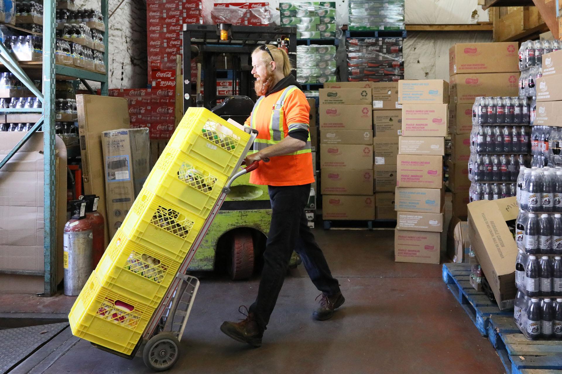 wholesale food distribution - Island Foods