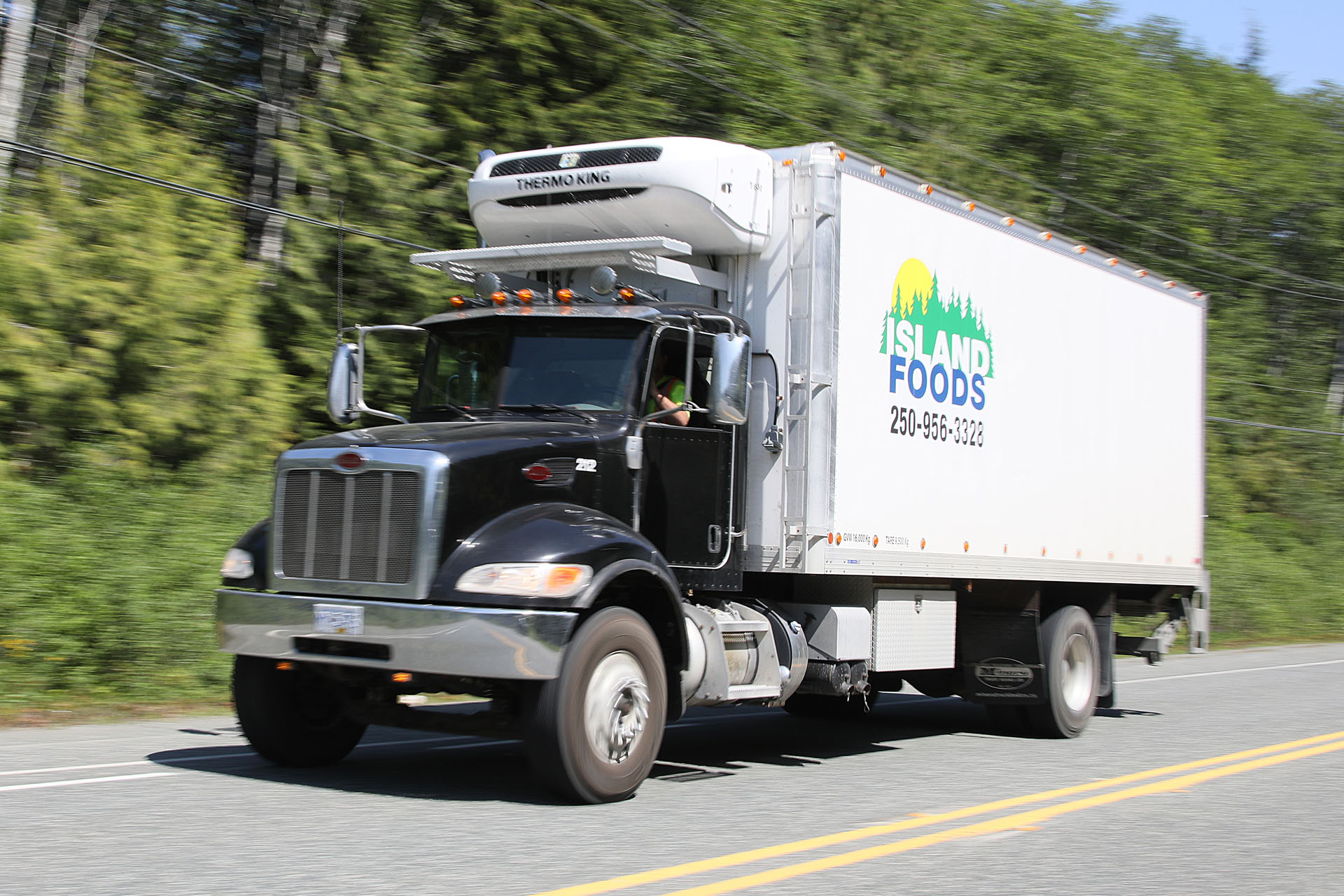 transport services - Vancouver Island